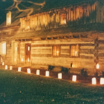 Candlelight Night @ Morgan Log House | Lansdale | Pennsylvania | United States