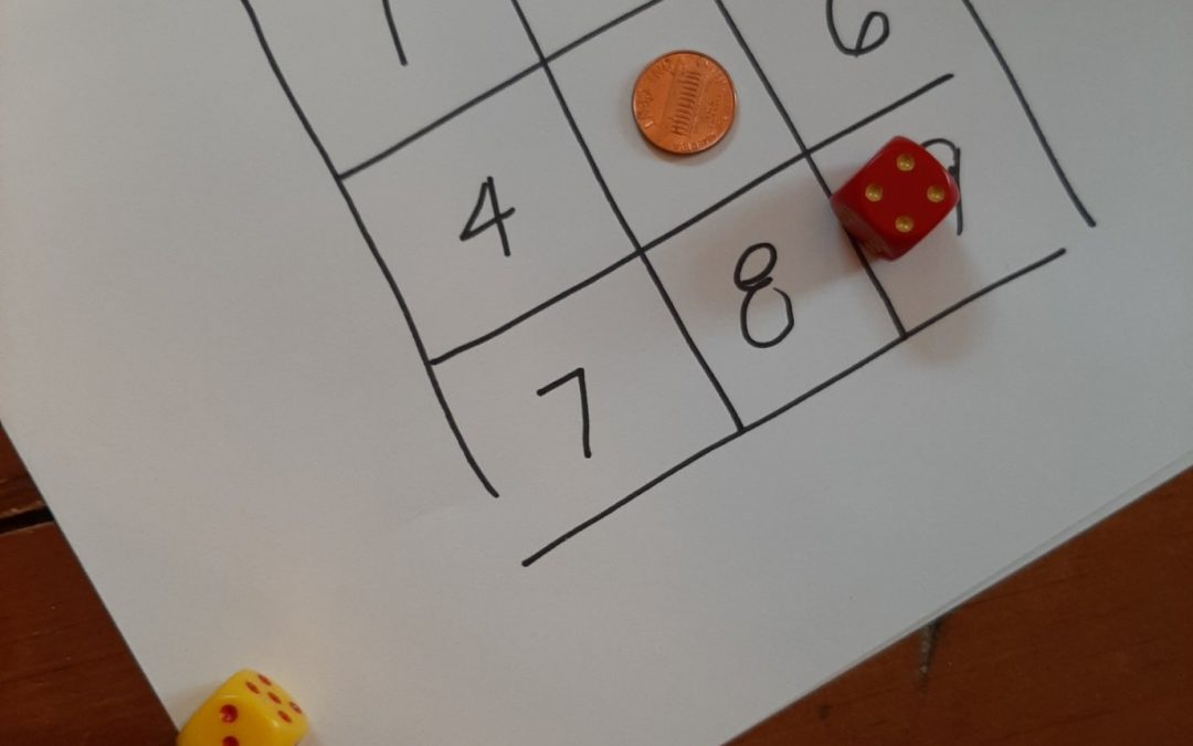 Drop in Workshop at Home: Shut the Box